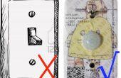 DIY Motion Sensing Ventilator/Deckenleuchte *** 5$ Energiesparer!!! ***