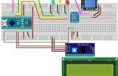 Kontrolle de Ventilador de Piso con Arduino y DHT11