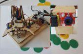 MeArm Farbe Chip Sorter