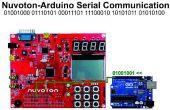 NUC140 Serielle Kommunikation