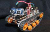 """""""Kleine Tank"""" Roboter Arduino/Picaxe/Tamiya-Plattform"""