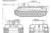 RC Car, RC Tank Umbau mit Arduino