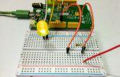 LinkIt One - elektromagnetisches Feld Analyzer