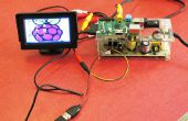 LOG Raspberry Pi mit Auto-Monitor