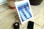 DIY Portable USB-Solar-Ladegerät ($20 / 4 Ports)