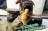 Flintstones inspiriert Wüste Reptil Hide