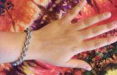 Hex Nut Armband & Ohrringe