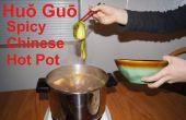 Einfache Sichuan Huo Guo (Spicy Hot Pot)