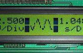 Eine Charakter-LCD mit einem Arduino Steuerung
