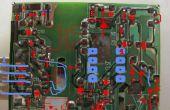PCB Reverse Engineering mit GIMP