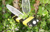 BADMINTON-Schläger BUMBLE BEE