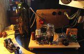 Glowbugs - Homebrew Tube-Amateur-Radio-Sender und Empfänger