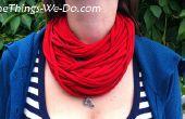 Wie erstelle ich eine Textile Nudel Halskette