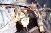 So ein Dirtbike/4 Wheeler Carb und geringere Verschmutzung reinigen Sie