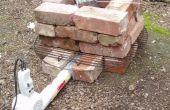 Fön und Red Brick Forge Aluminium
