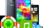 Gewusst wie: Abrufen von SMS-Nachrichten, Kontakte, Fotos, Videos von Android-Geräten