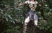DIY-Xena Warrior Princess Kostüm