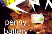 Penny-Batterie