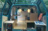 DIY-Van, Wohnmobil Umbau