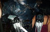 Edward mit den Scherenhänden Costume... Auf die billige Tour.