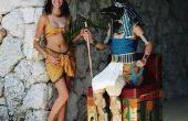 Anubis und Isis