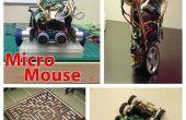 Labyrinth der Solver mit Arduino und ArduMoto(Micromouse) V:1.1