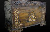 Keltischer Knoten Decke Box