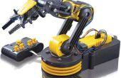 Steuern eine OWI Roboterarm mit Arduino