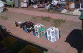 Desinfektion von Wasser mit der Ft2 Solarkocher