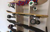 Skateboard-Anzeigenzahnstange