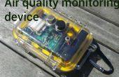 Luft Qualität Überwachungsgerät mit Arduino