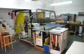 Extraktion/Sammlung Luftführung mit europäischen UPVC Boden Rohre Staub