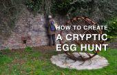 Wie erstelle ich eine kryptische Eiersuche für Erwachsene Schatz Jagd Spaß