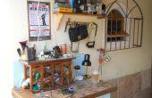Meine Outdoor-Workshop (Minha Oficina)