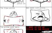 Quick-Tipp: wie Sie eine Kissen cool für billig (oder sogar kostenlos) halten!