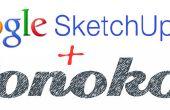 Wie geben Sie die große Google Ponoko Herausforderung!