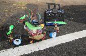 Komplett neu gebaut Tricopter