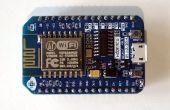 Esp8266 und Visuino: Wi-Fi-Netzwerk-Scanner