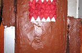 Machen Sie einen Domokun Kuchen