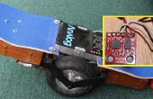 Arduino Self Balance Regler mit digitalen IMU, endlich!