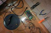 Mikrowellen-Piepser Schalldämpfer Hack