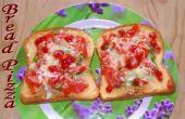Brot Pizza--Schnelle Freude