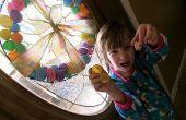 Ostern behandeln Kranz