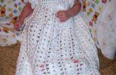 Eliana die Taufe Kleid