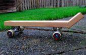 Machen einer Skateboard aus einem 2 x 4 - eine extrem viel Spaß (und etwas lückenhaft) Projekt