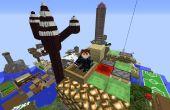 Minecraft-Flugmaschinen