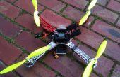 Gebäude-Quadcopter, Drohnen und Uav-A Erklärung und einfach bauen eines grundlegenden Quad.