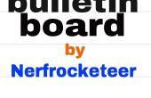 Karton und Duct Tape Bulletinboard!!!