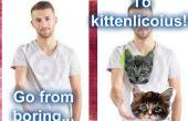 Wie Sie Ihre Kleidung mehr Purr-Fect!
