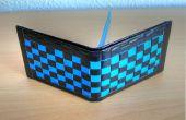 Gewebte Duct Tape Brieftaschen Instructable detaillierte